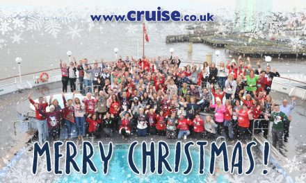 www.CRUISE.co.uk Get Festive On Fred Olsen's Boudicca