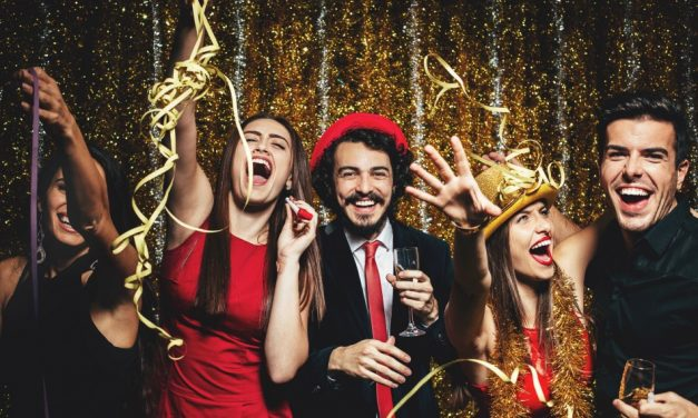 How To Celebrate New Year's Eve Wherever You Are In The World!