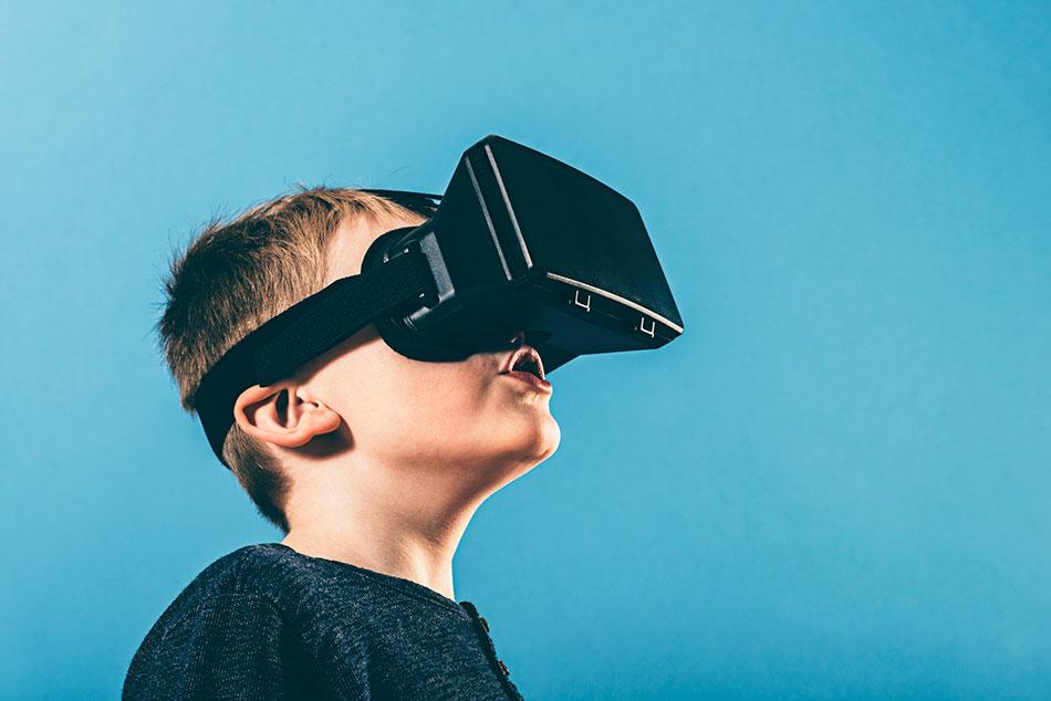 2017 virtual reality