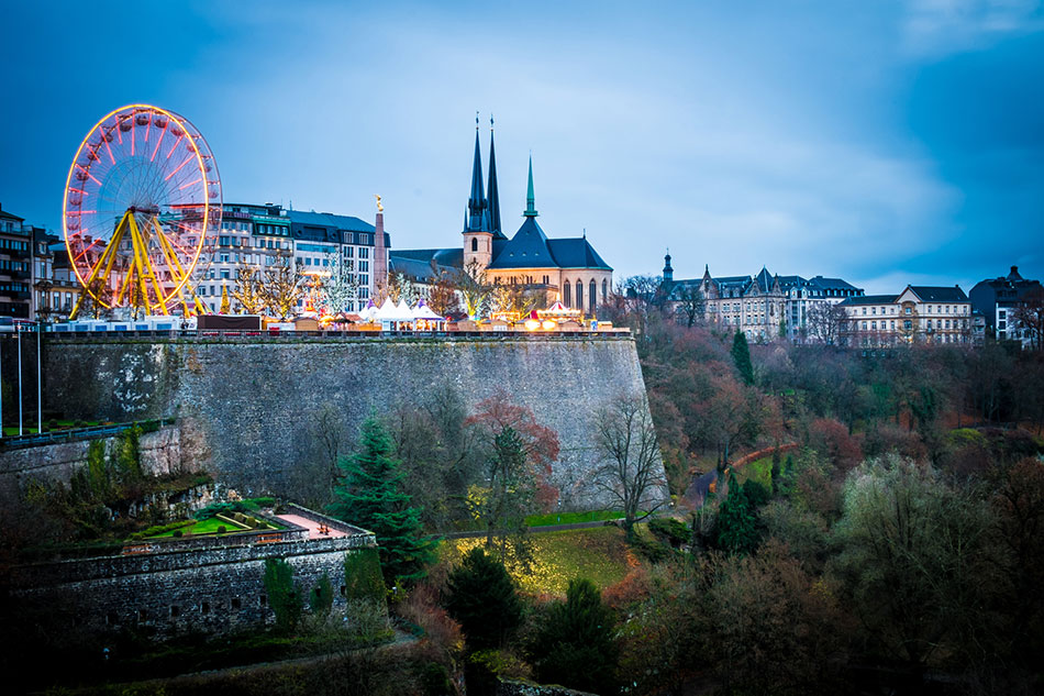 jingle all the way luxembourg