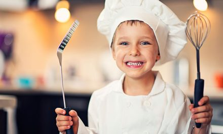 P&O And Pierre White Announce Collaboration For Exciting Kids Cooking Series