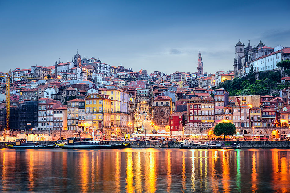 january city breaks porto