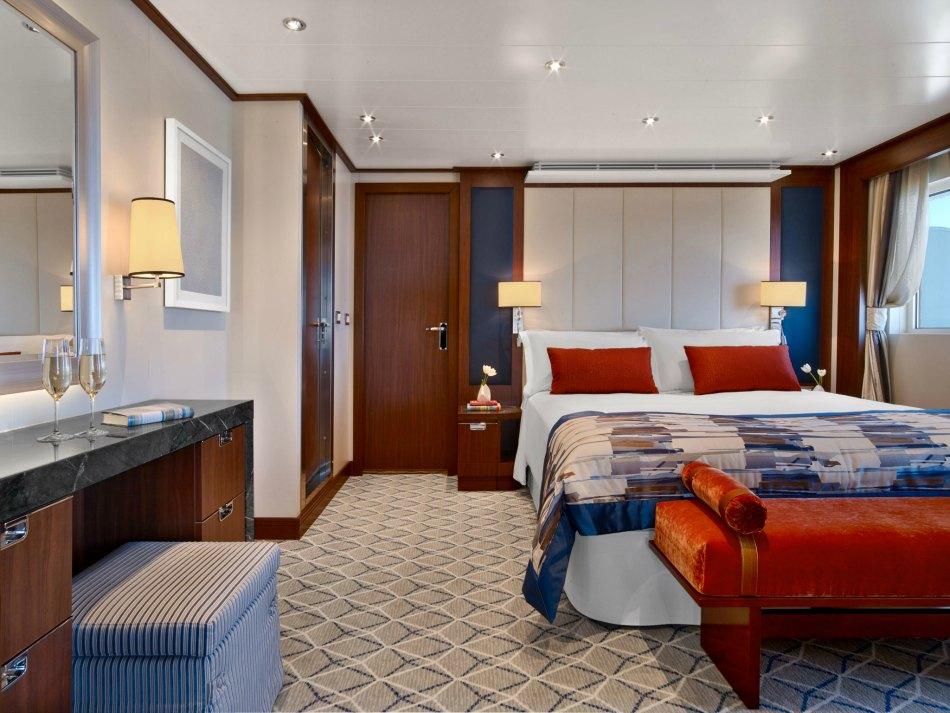 seabourn signature suite