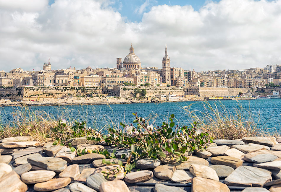 january city breaks valletta