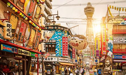 Top Ten Things You Just HAVE To Do In Japan