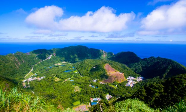 Welcome To Japan's Secret Island For A Volcanic Vacation