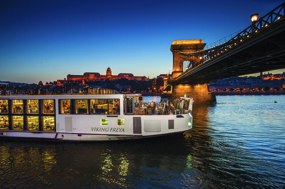 Reasons Why Viking Cruises Are THE River Cruise Line - Viking danube river cruise