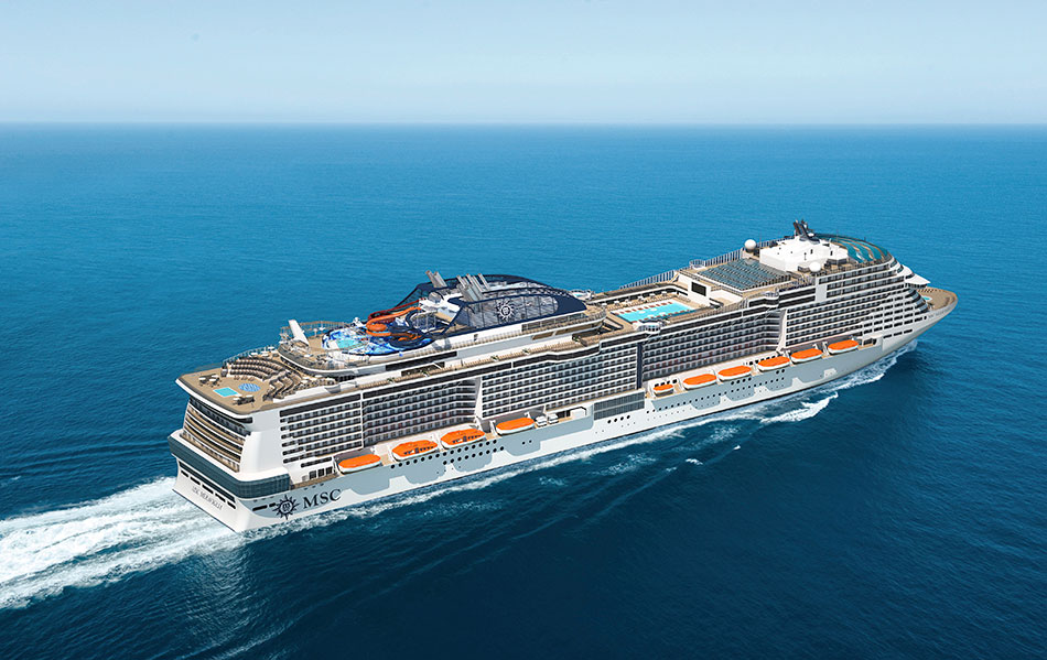 meraviglia ship