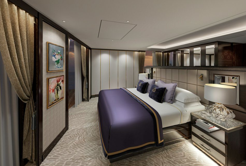 A New Chapter For Cunard Ship After £34 Million Makeover