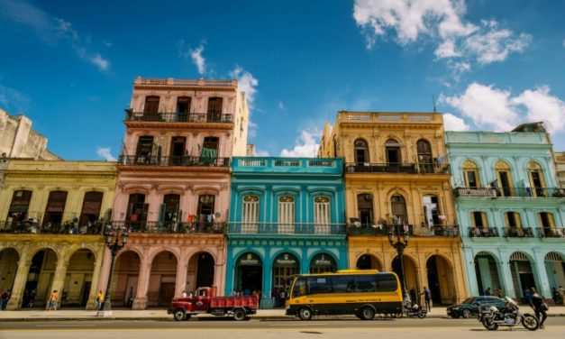 Oceania Sails Into History And Breaks Record For Cuba