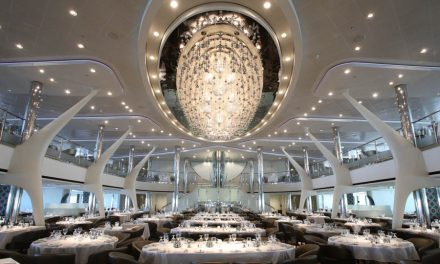 Celebrity to revamp Eclipse for 2015 sailings