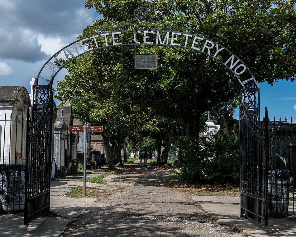 New Orleans cemetrey
