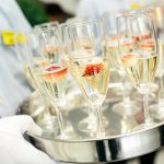 Princess Ups Entertainment With Champagne & Strawberries For Wimbledon Plus Extra Special Guests