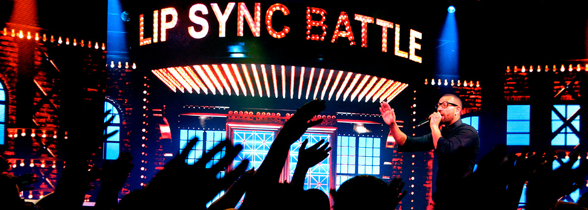 carnival lip sync battle