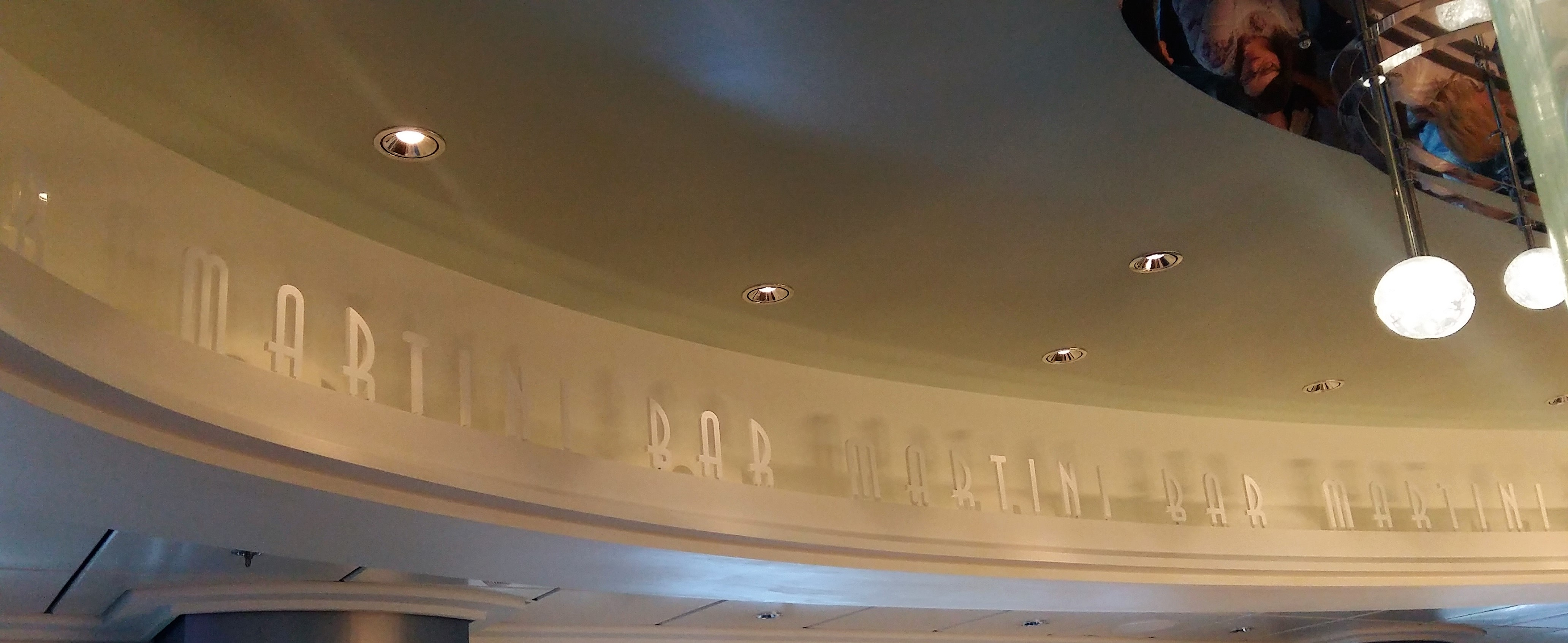 Martini Bar Sign