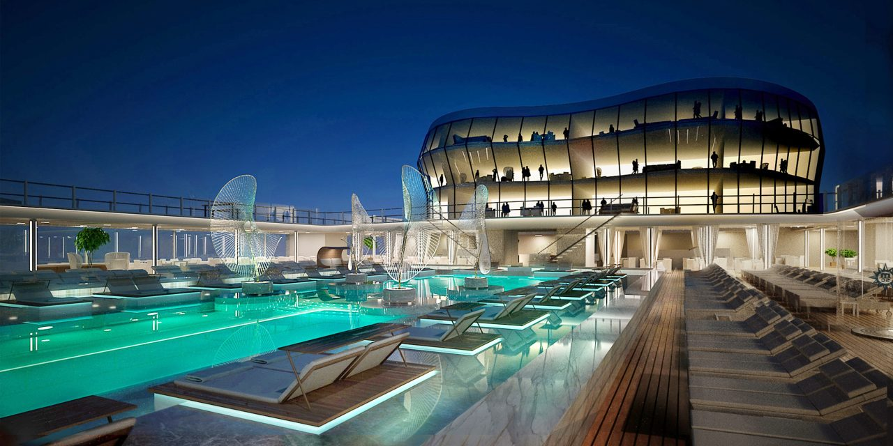 Ground breaking exclusives just announced for msc for Msc meraviglia foto