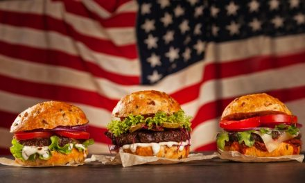 Holland America Pull It Out Of The Bag On National Burger Day