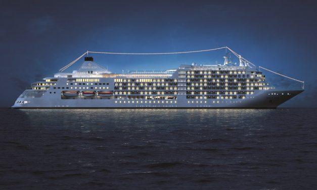 Silversea Cruises Announces Brand New Ship Set For 2020