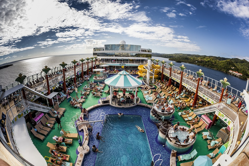 Five Pictures The Cruise Lines Are Teasing Us With Everyday