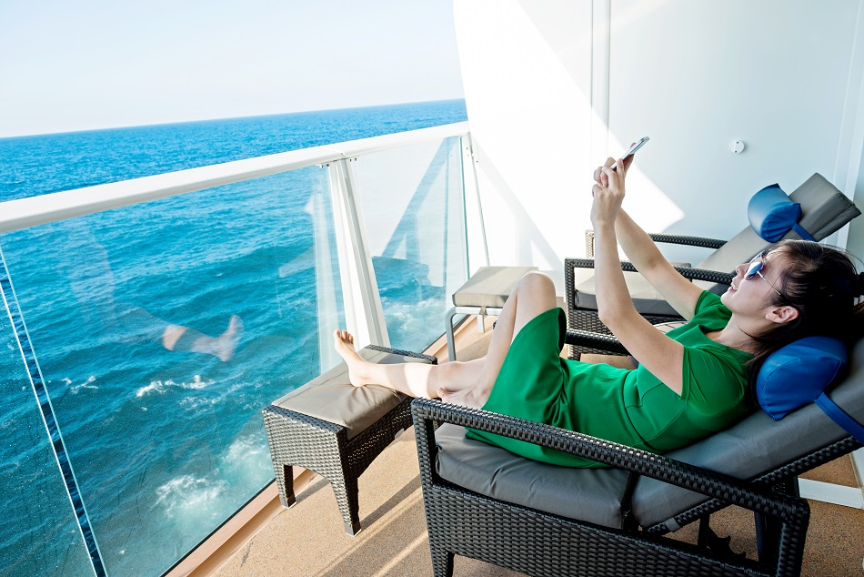 The Ultimate Connection At Sea: Best Five Cruise Lines For WiFi