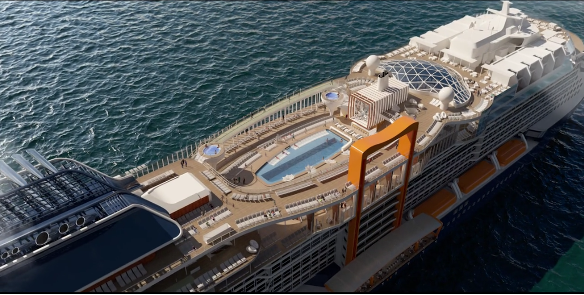 Breaking News: Celebrity Edge Is Arriving EARLY