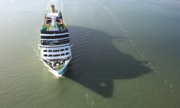 New Record As Previous P&O Vessel Becomes First Ever Azamara Ship To Be Christened