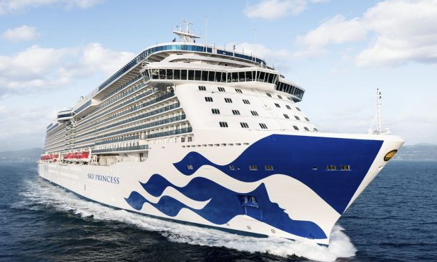 Princess Cruises Reveal The Name Of Exciting New Ship