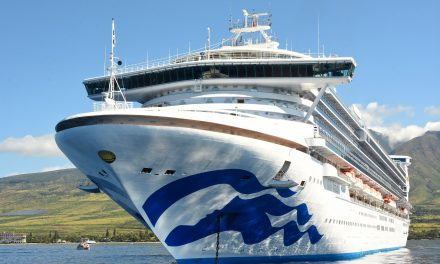 Princess Says 'Aloha' To Newly Refurbished Star Princess & Its Multi-Million Updates