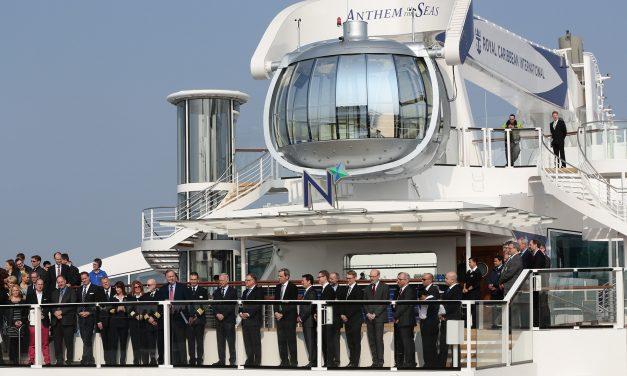 Royal Caribbean Unveil Huge, Unexpected Southampton Announcement
