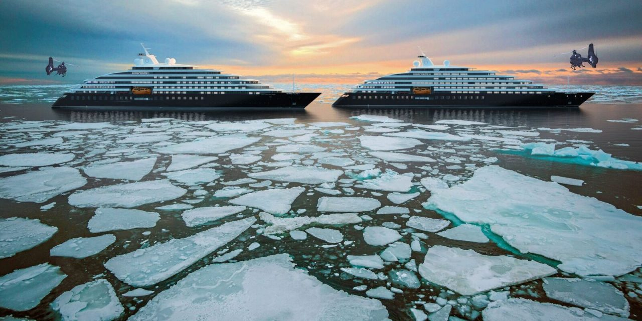 Six Star, Ultra-Luxury Line Announce New Ship: 'A Real Treat For Explorers At Heart'