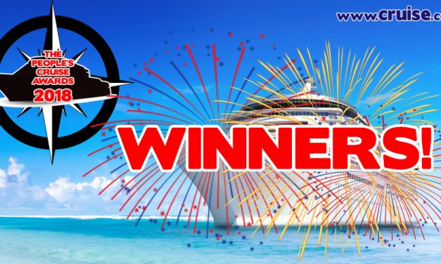The Winners Have Arrived…Find Out Which Cruise Line Won What In This Year's People's Cruise Awards!