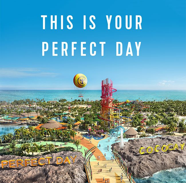 Royal Caribbean's Private Island Destination Programme About To Blow Your Mind