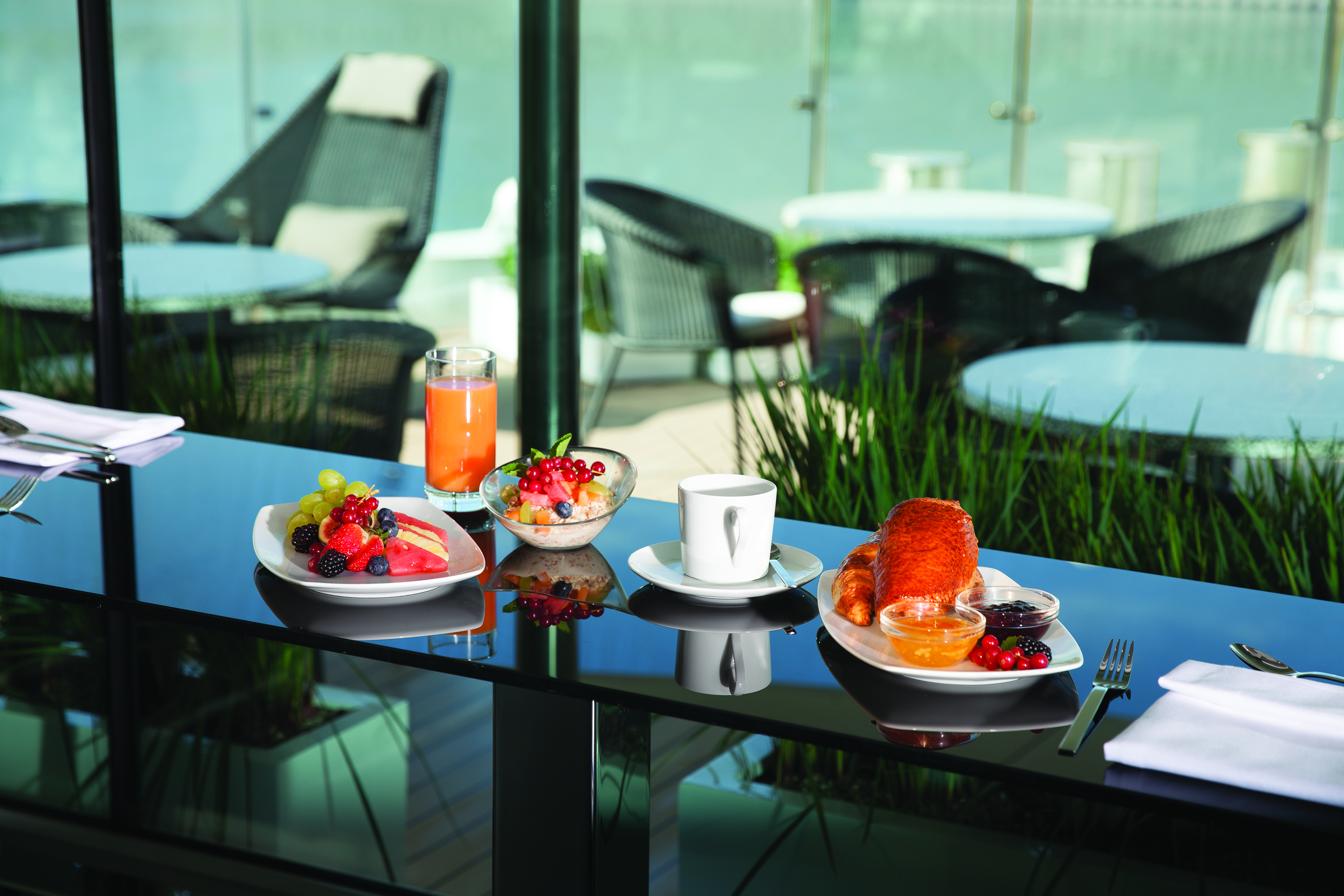 An introduction to emerald waterways jaw dropping sights for The terrace brunch