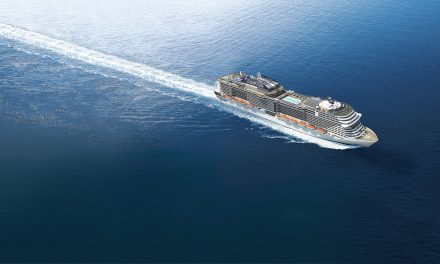 First UK Christening For MSC In 11 Years To Happen On This Date To This Special Ship