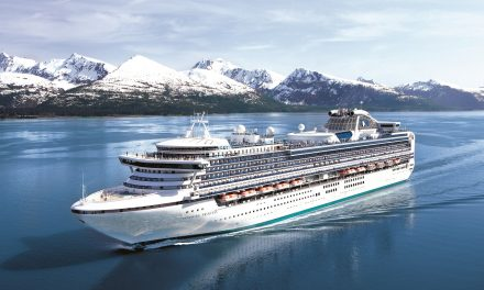 Sapphire Princess Is Heading To The UK After Extensive Refit