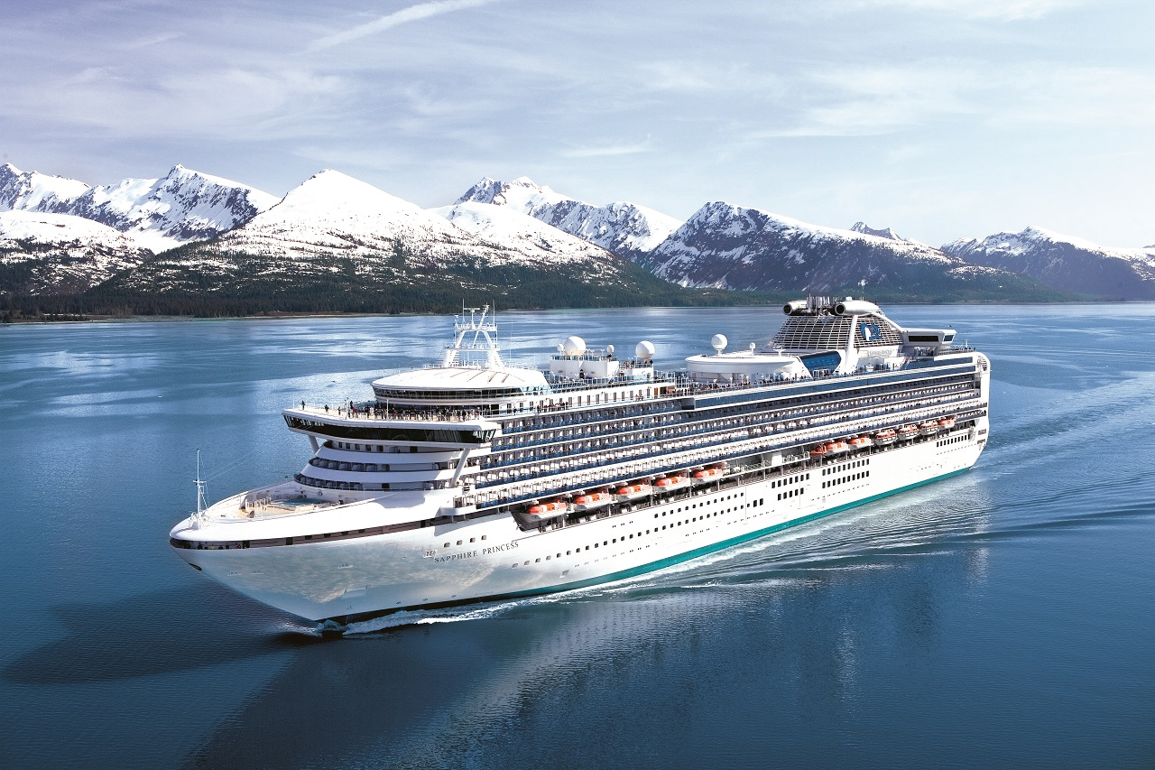 Sapphire Princess Is Heading To The Uk After Extensive