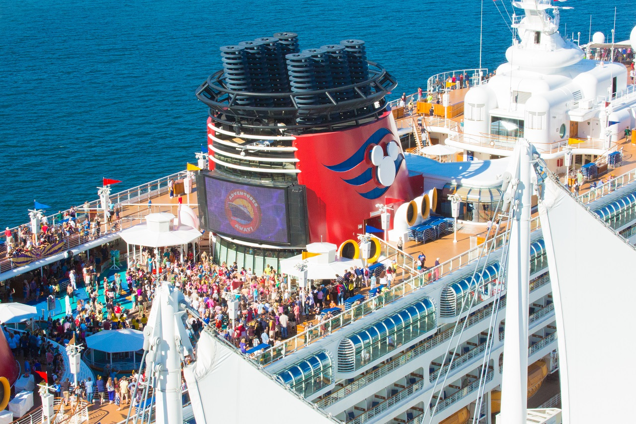 A First For Disney Cruise Line As A New European Port Of Call Is Added For Summer Cruise Bulletin