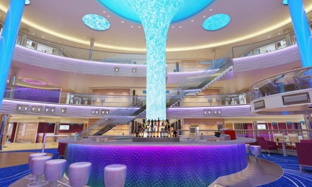 Carnival Horizon Officially Departs On Maiden Cruise: Spectacular Details Revealed