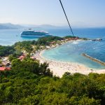 The World's Steepest Zip Line Just Opened In One Unexpected Cruise Destination