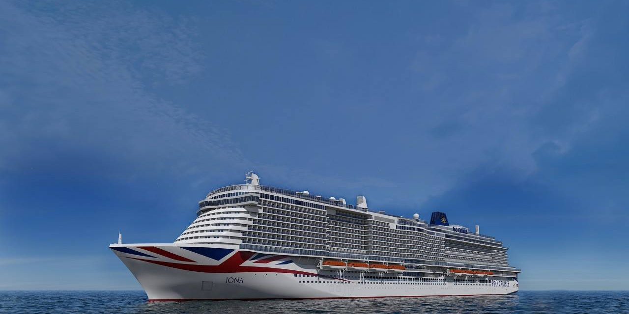 The Moment We've All Been Waiting For: P&O Reveal Name Of 2020 Ship Chosen By Fans!