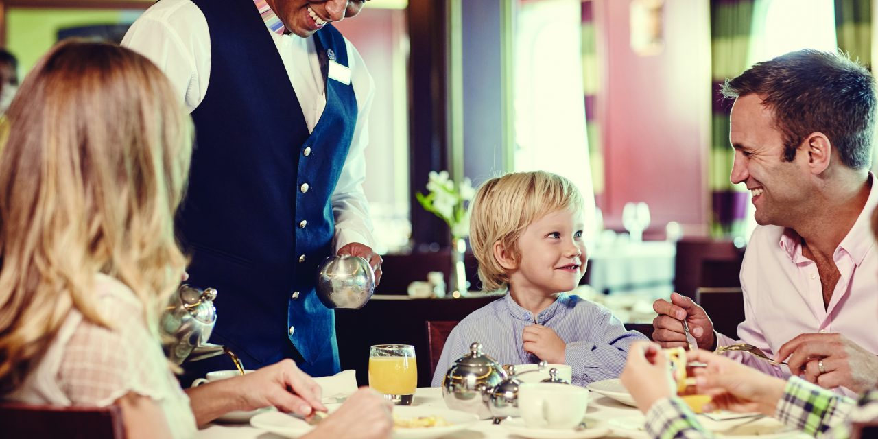The Official Guide To P&O's Gratuities: Saying 'Thank You' Made Simple