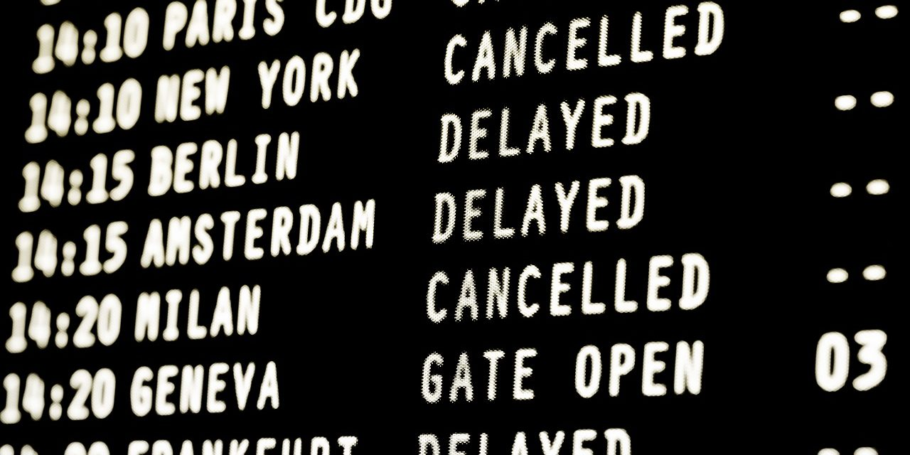 A 2018 Guide To The Best And Worst Airports For Punctuality