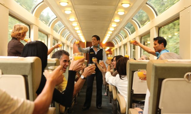 Riding Around Nature's Finest Scenery: The Top Four Greatest Rail Journeys Around The World