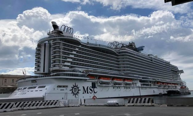We're At The Launch Of MSC Seaview: Here's Everything You Need To Know