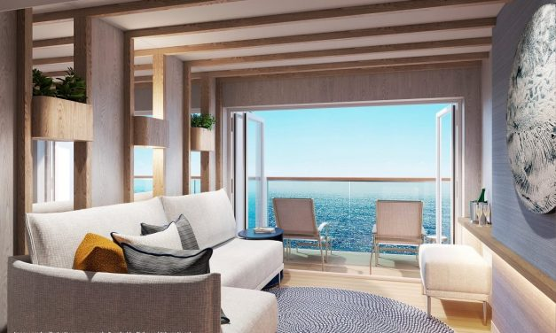First Secret Revealed Of P&O's Iona: British Contemporary Luxury At Its Finest