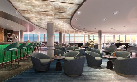 Exclusives On P&O Cruises' Iona, The Largest Ship Ever Built For The British Market!