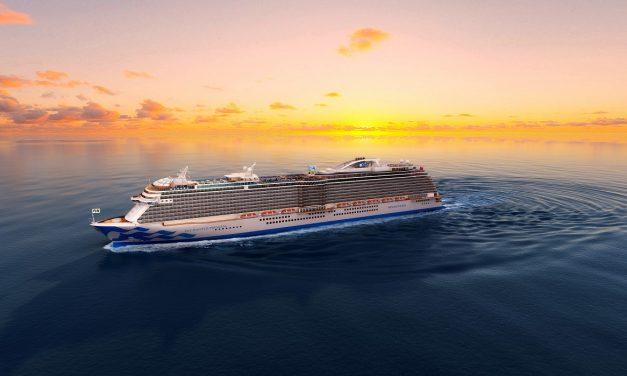 Princess Cruises Announce Enchanted Princess As New Ship Name