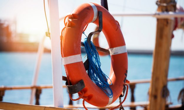 A Close Call As Princess Cruises Rescue Three Men From Sinking Boat