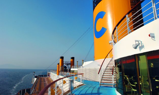 """Costa Cruises Is About To Reveal Their """"Game Changer"""" Ship Dedicated To Something Special"""