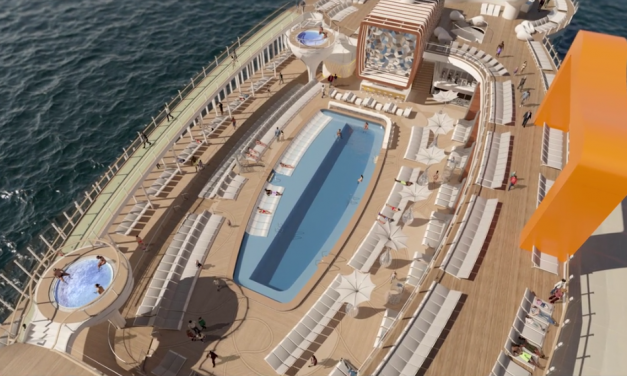 """""""This Has Been Four Years In The Making"""": Celebrity Edge Has Officially Arrived!"""